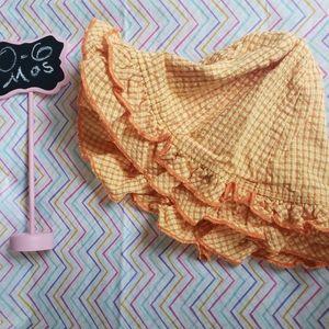 Other - Fall Baby Bonnet PUMPKIN PATCH